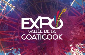 Expo de la Vallée de la Coaticook - Client profitant de notre plateforme multi-commerces sur aCoaticook