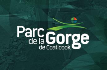 Camping du Parc de la Gorge de Coaticook - Client profitant de notre plateforme multi-commerces sur aCoaticook