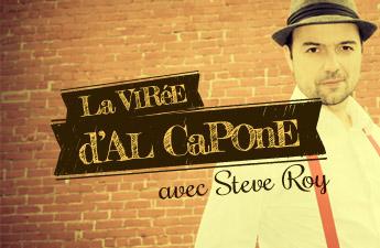 La Virée d'Al Capone - Client profitant de notre plateforme multi-commerces sur aCoaticook